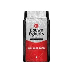 Koffie Douwe Egberts standaardmaling Roodmerk 1000gr