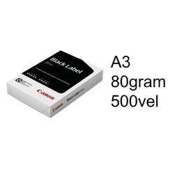 Kopieerpapier Canon Black Label Zero A3 80gr wit 500vel