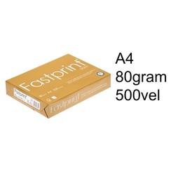 Kopieerpapier Fastprint Gold A4 80gr wit 500vel