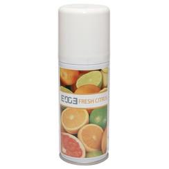 Luchtverfrisser Euro aerosol fresh citrus 12st