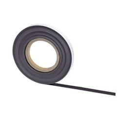 Magneetband MAUL 10mx25mmx1mm zelfklevend