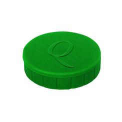 Magneet Quantore 20mm 300gram groen 10stuks