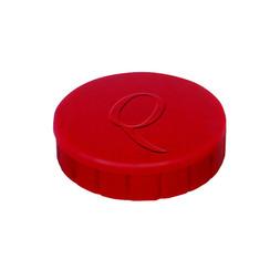 Magneet Quantore 32mm 800gram rood 10stuks