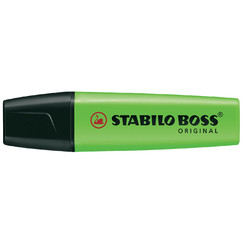 Markeerstift STABILO Boss Original 70/33 groen