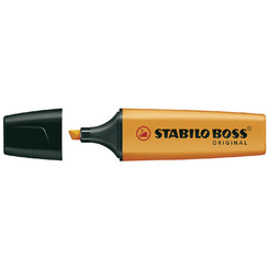Markeerstift STABILO Boss Original 70/54 oranje