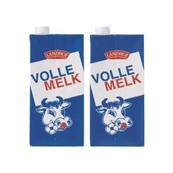 Melk Landhof vol houdbaar 1 liter