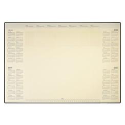 Onderlegblok 2022 Deskmate met PVC houder 41x59cm