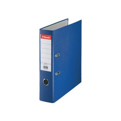 Ordner Esselte A4 75mm PP blauw