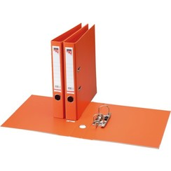 Ordner Quantore A4 50mm PP oranje