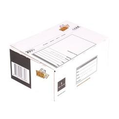 Postpakketbox 2 CleverPack 200x140x80mm wit