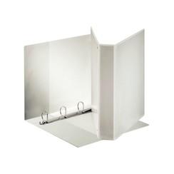 Presentatieringband Esselte A4 Maxi 4-rings D-mech 40mm wit