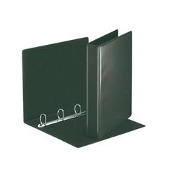 Presentatieringband Esselte Deluxe A4 4-rings D-mech 30mm zwart