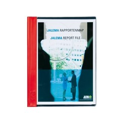 Snelhechter Jalema rapportenmap A4 rood