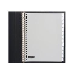Tabbladen Quantore 23-gaats 12-delig+venster extra breed PP