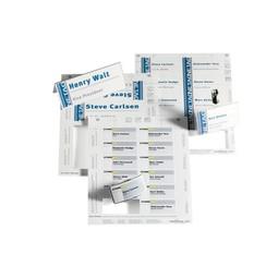Tafelnaambord Durable 1459 kaarten 61/122x150mm