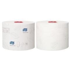 Toiletpapier Tork T6 127530 Advanced 2laags 100m 27rollen