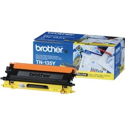 Tonercartridge Brother TN-135Y geel