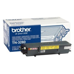 Tonercartridge Brother TN-3280 zwart