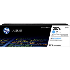 Tonercartridge HP W2211X 207X blauw