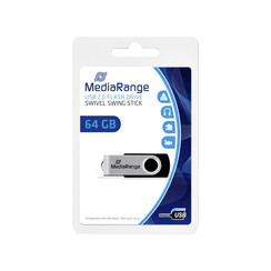 USB-stick 2.0 MediaRange 64GB