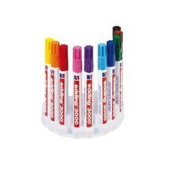 Viltstift edding 3000 rond assorti 1.5-3mm doos à 10st