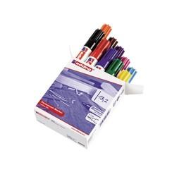 Viltstift edding 500 schuin assorti 2-7mm 10 stuks