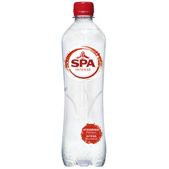 Water Spa Intens rood petfles 0.50l