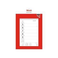 Weekkalender 2021 Quantore