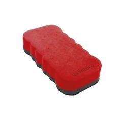 Whiteboardwisser Quantore magnetisch rood