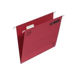 Hangmap Elba Verticflex Ultimate folio V-bodem rood