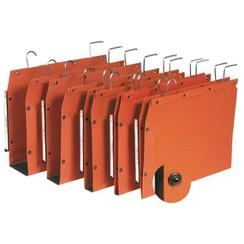 Hangmap Elba TUB folio V-bodem oranje