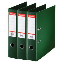 Esselte Ordner Basic 75 mm groen