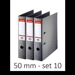 Esselte Ordner Basic 50 mm grijs
