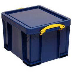 Opbergbox Really Useful 35 liter 480x390x310mm blauw