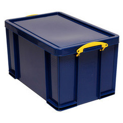 Really Useful Box 84 liter  710x440x380mm blauw