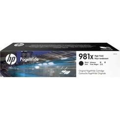 INKCARTRIDGE HP 981X L0R12A HC ZWART