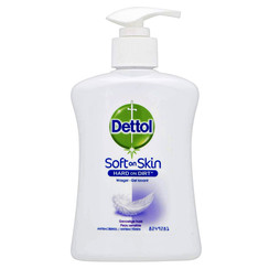 Desinfecterende Sensitive zeep Dettol 250ml
