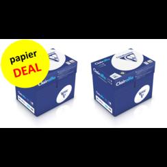 Kopieerpapier Clairefontaine Clairalfa A4 80gr wit 10x500vel