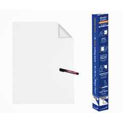 Magic-Chart Legamaster whiteboard XL 90x120cm wit
