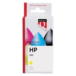 Inktcartridge Quantore HP C8773EE 363 geel