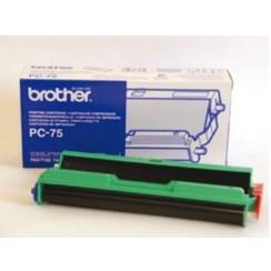 Donorrol Brother PC-75 met cartridge