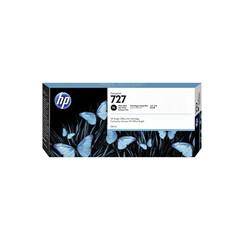 Inktcartridge F9J79A 727 300ml foto zwart