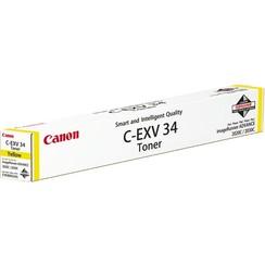 Tonercartridge Canon C-EXV 34 geel