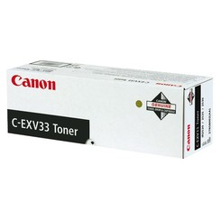 Tonercartridge Canon C-EXV 33 zwart