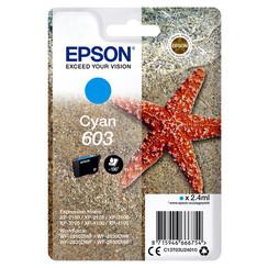 Inktcartridge Epson 603 T03U2 blauw