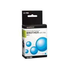 Inktcartridge Quantore Brother LC-900 blauw