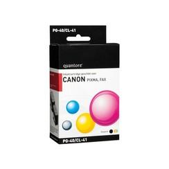 Inktcartridge Quantore Canon PG-40 CL-41 zwart + kleur