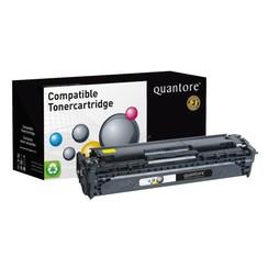 Tonercartridge Quantore HP CB542A 125A geel