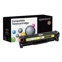 Tonercartridge Quantore HP CF212A 131A geel