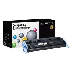 Tonercartridge Quantore HP Q6000A 124A zwart